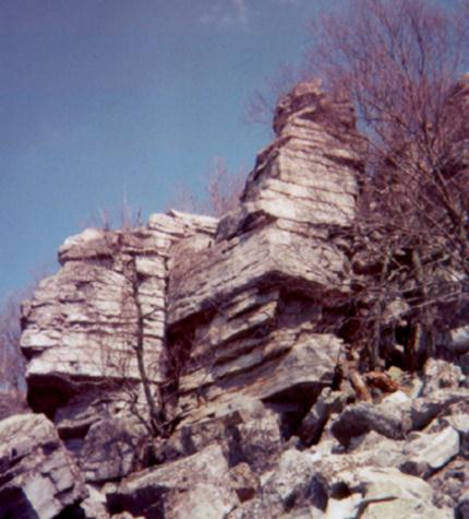 [Image Of U0027The Tower Of Babylonu0027 Rock]